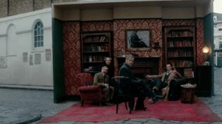 "Sherlock: ""The Abominable Bride"" 221b Baker Street Outdoors"