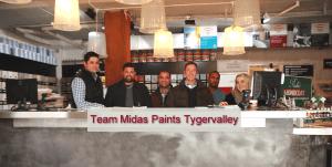 Midas Paints Tygervalley