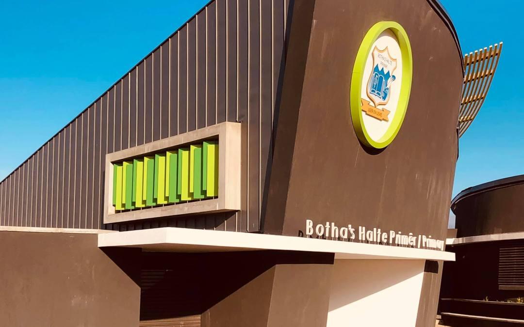 JJ Dempers Master Builders Botha's Halte Primary School