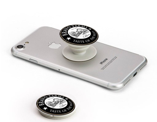 Maryland, Virginia and the Eastern Seaboard. How to market your business with a Pop Phone Socket Stand. What is a Pop Phone Socket Stand? APop Phone Socket Standis a grip type of attachment that can be added to the back of your phone by using thepatented 3M reusable and washable adhesive.