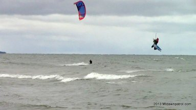 Manistee Kiteboarding