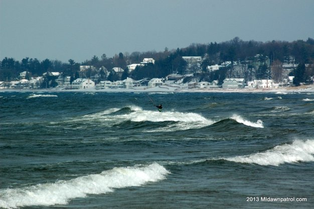 Last year snowy beach session. Air was in the 50's though and the sun was out