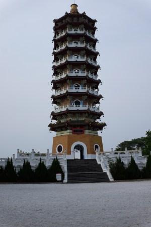 Cien Pagoda