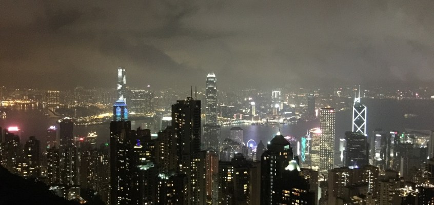 The Chic Madness of Hong Kong