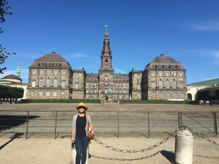 Christianborg Palace