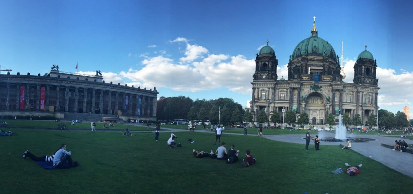 Berlin, a Living Memorial