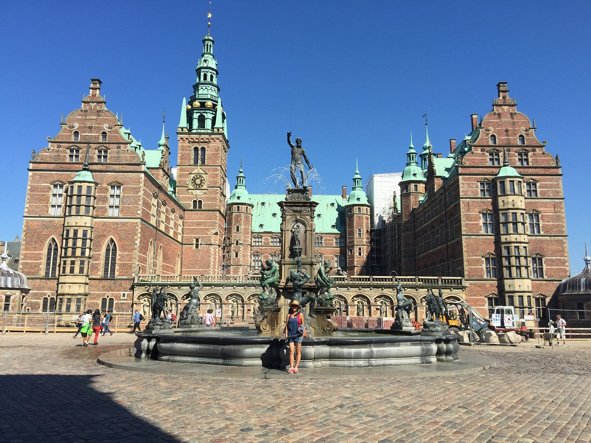Copenhagen, the Place of Danish Kings
