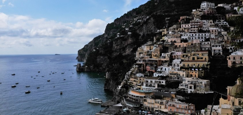 Italy Part 1 – Pompeii to Amalfi Coast