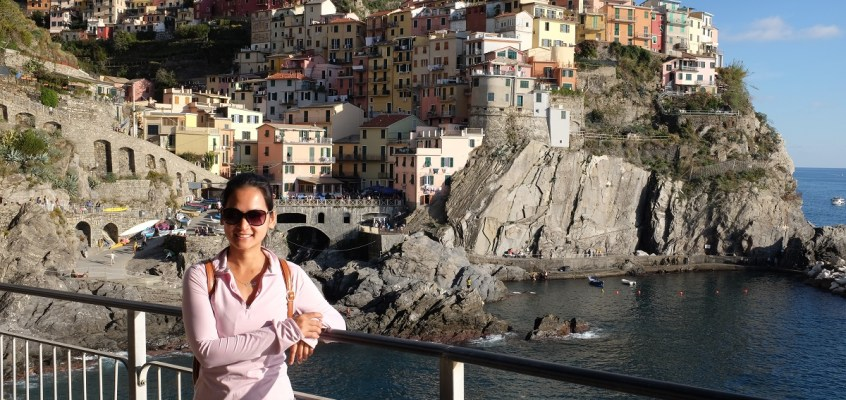 Italy Part 2 – Rome to Cinque Terre