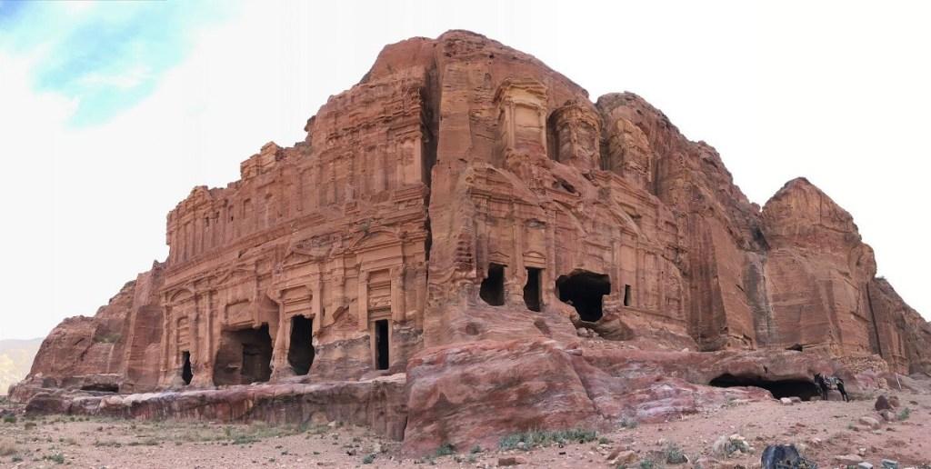 Royal Tombs of Petra