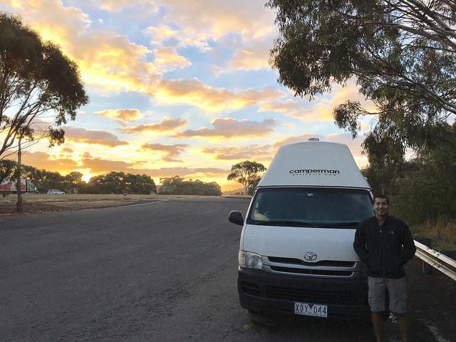 Australia – Campervan heaven for life on the road