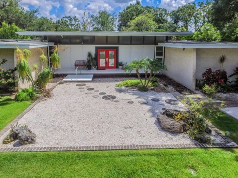 Frank DePasquale Mid Century Home in Tampa