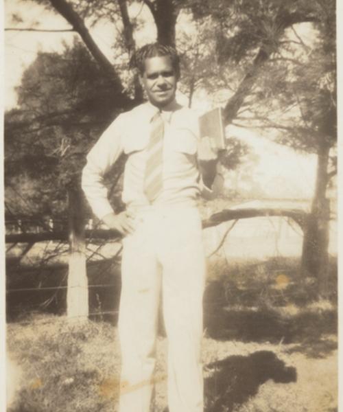 Charles Edwards, September 1948 (1)