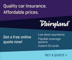 Dairyland Car Insurance Ad