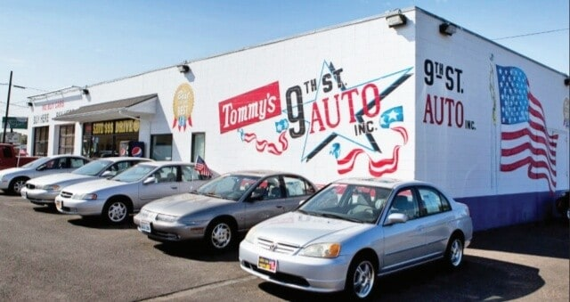 Tommy's 9th Street Auto Sales