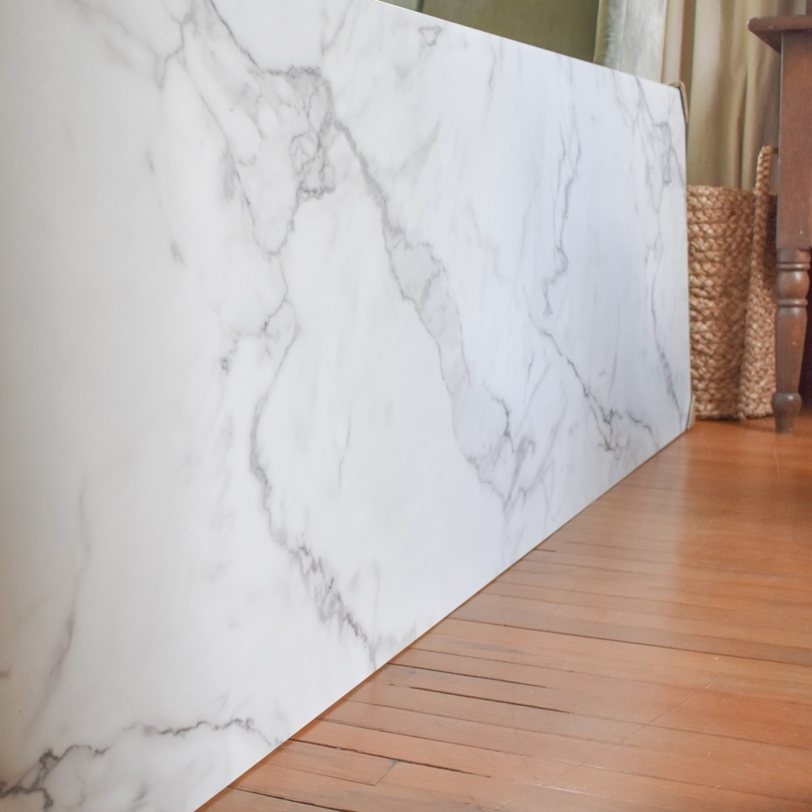 Why We Chose Laminate Countertops