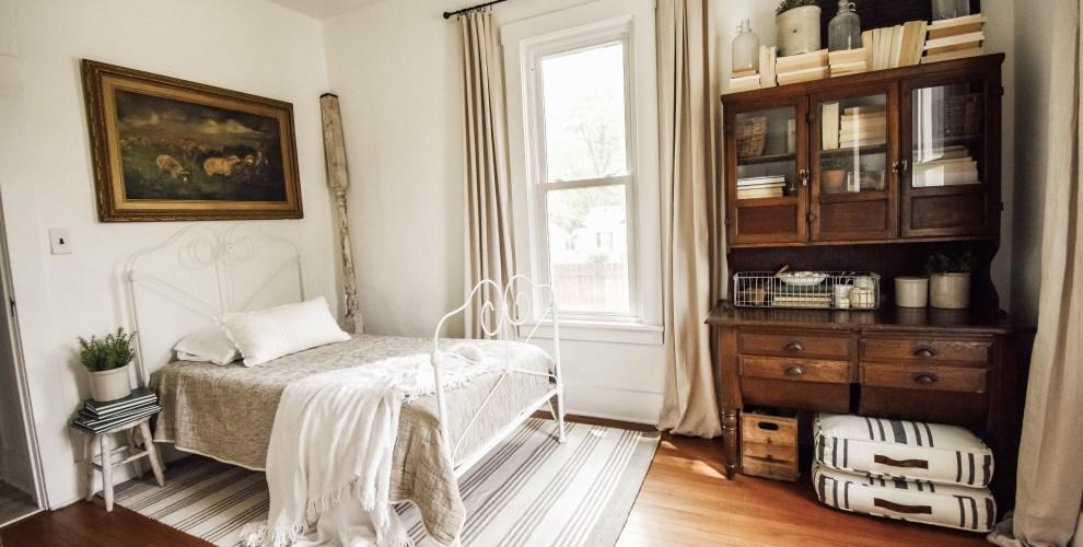 Guest Room Storage