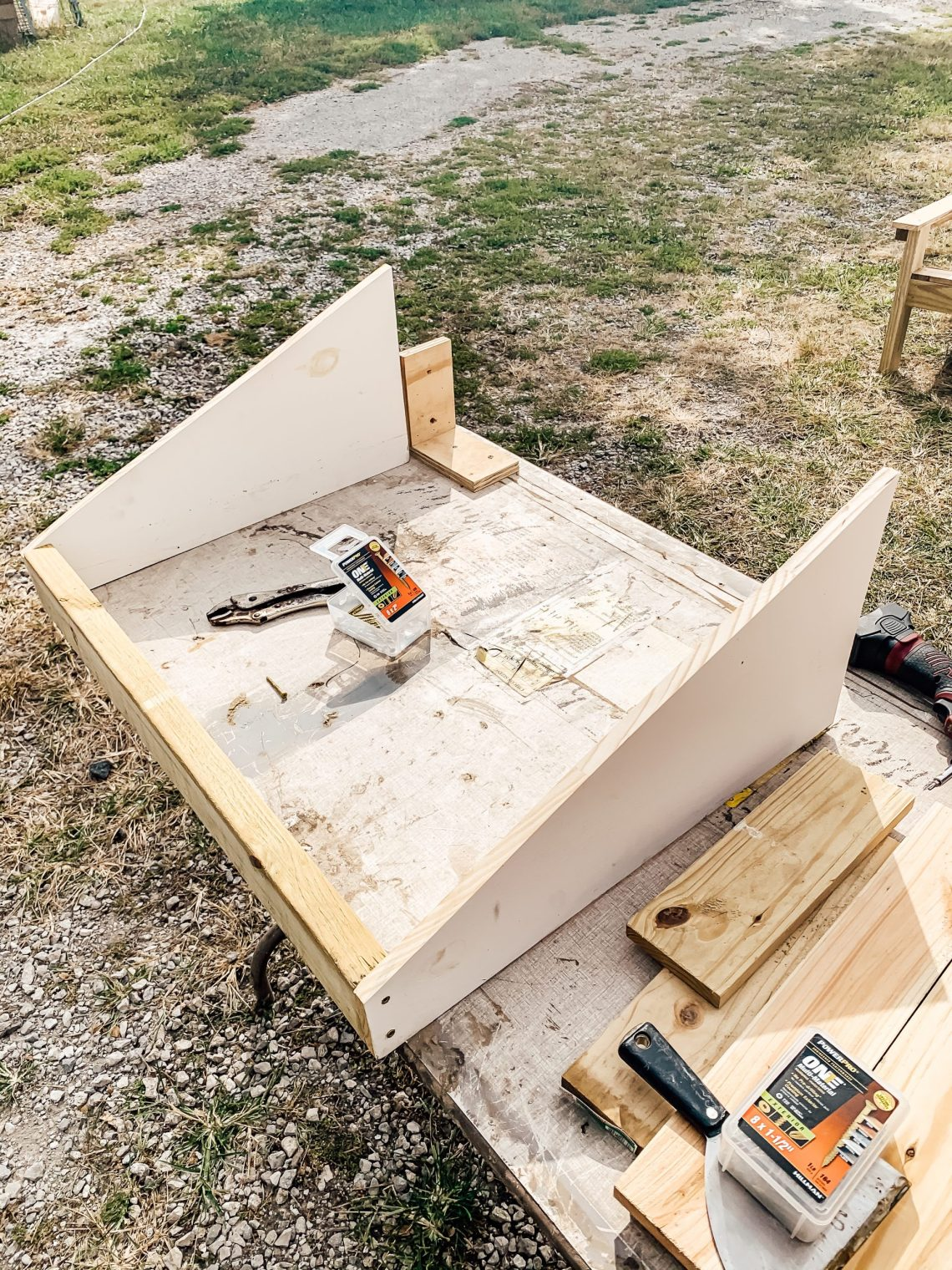 How to Build a Wall Mount Hay Feeder
