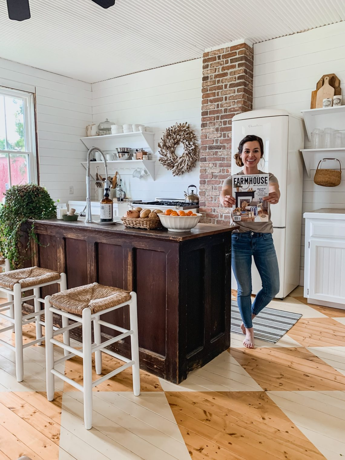 How To Build Kitchen Open Shelving with The Home Depot
