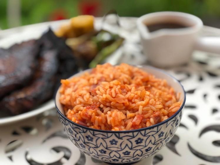 Recept på omatris med chorizo