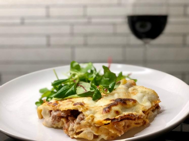 Recept på lasagne