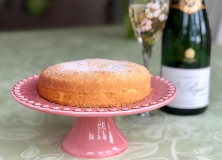 Champagne tilltugg snittar som passar till