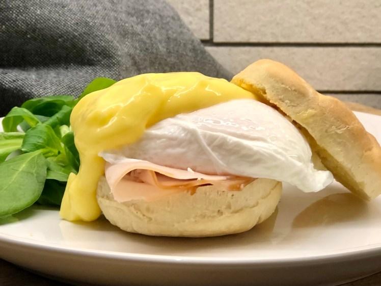 Ägg Benedict recept