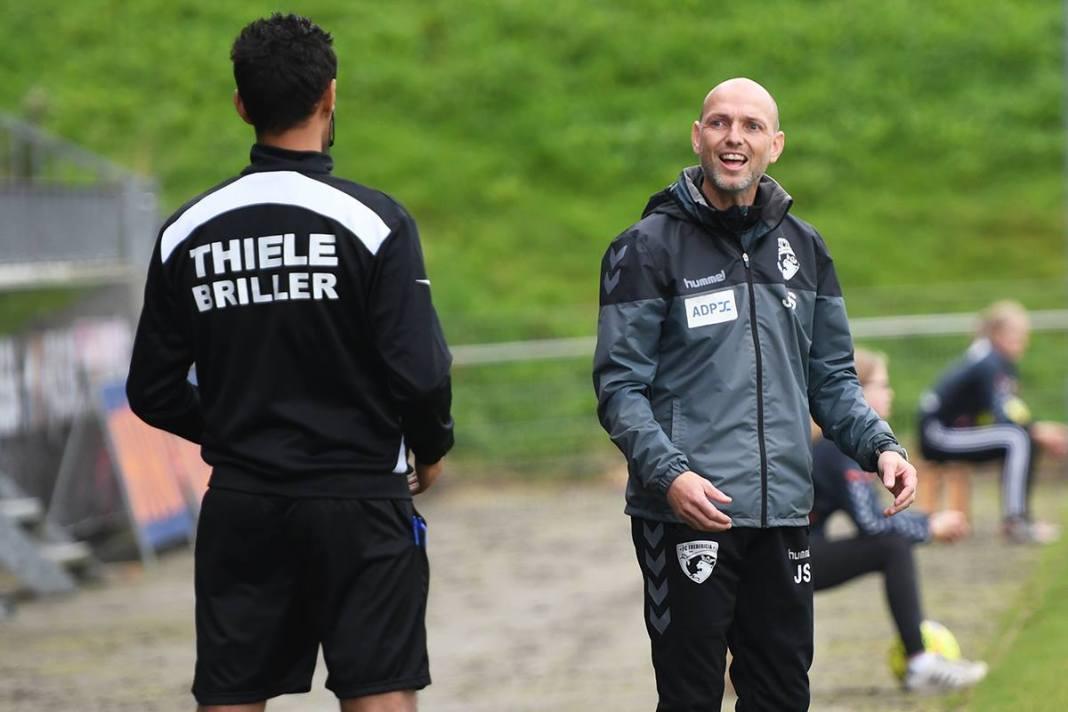 Jesper Sørensen, FC Fredericia