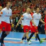 VM-finale, Danmark – Norge