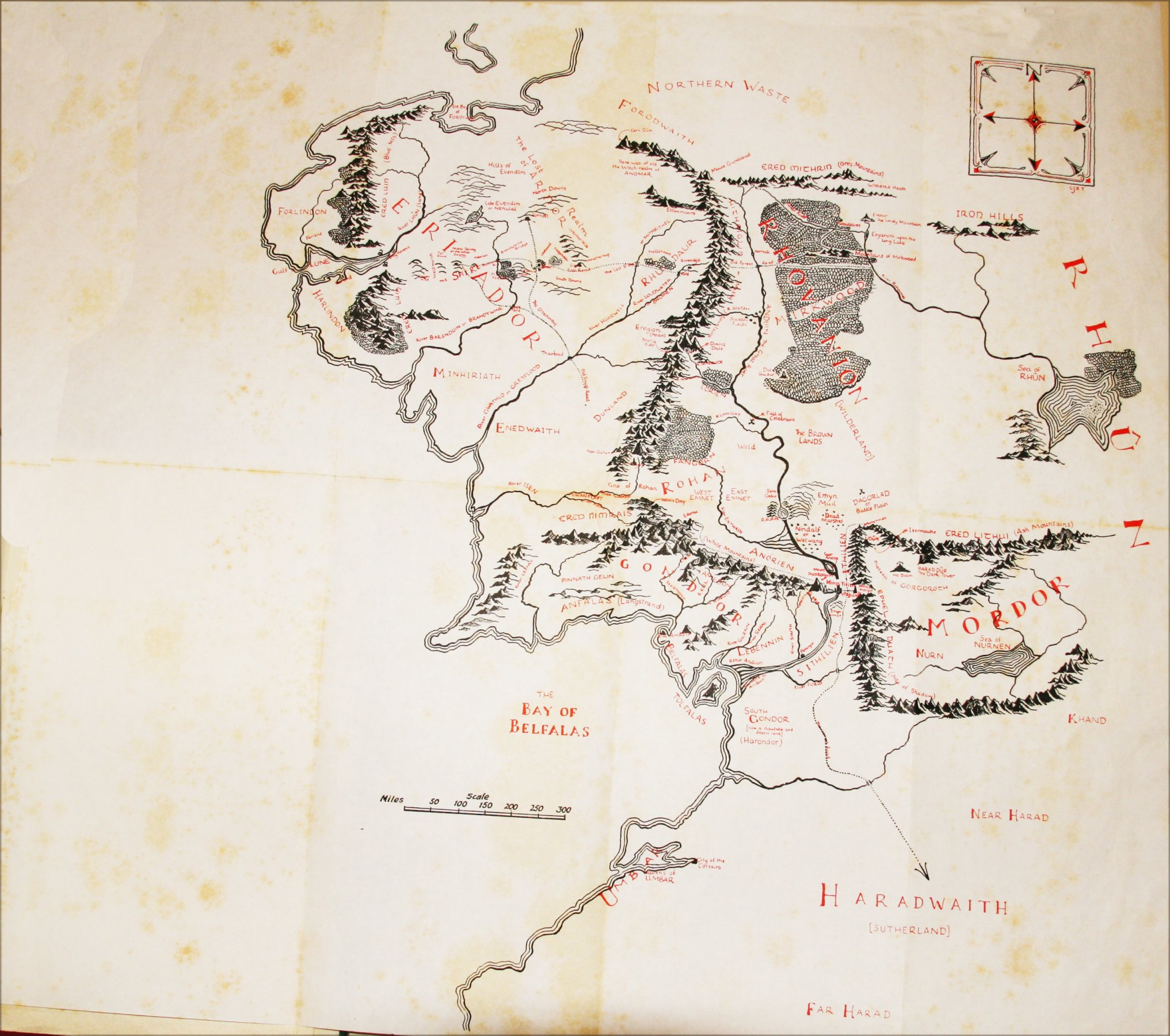 Image result for lord of the rings map in book 1