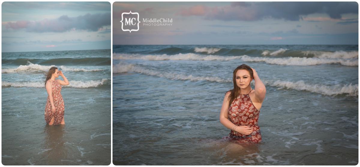 myrtle beach senior portraits