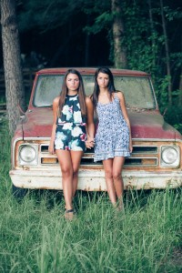 Senior Portraits in garden city sc