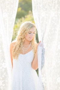 beautiful senior photos