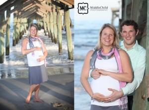 myrtle beach maternity photos