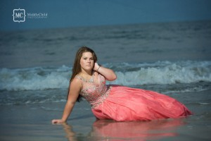 myrtle beach senior portrait photos