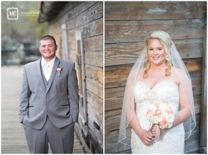 peanut warehouse conway wedding photographer