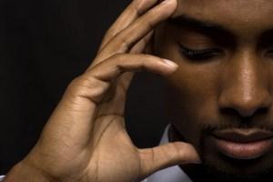 stressed adolescent
