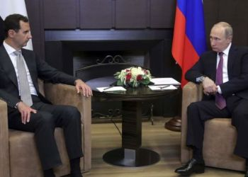 The two leaders met for the first time since October 2015