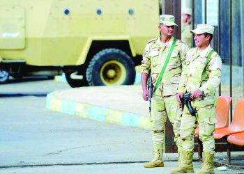 Daesh has killed scores of citizens and security personnel in Egypt. (AFP)