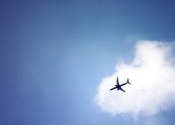 Two Qatari fighter jets flew dangerously close to two civilian aircraft from the United Arab Emirates while they were in Bahraini airspace. (Shutterstock)