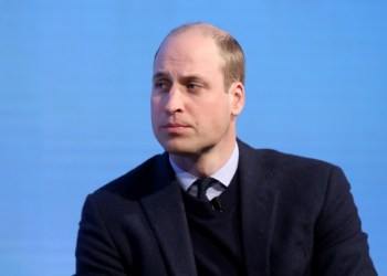 Britain's Prince William attends the first annual Royal Foundation Forum held at Aviva in London, February 28, 2018 . REUTERS/Chris Jackson/Pool