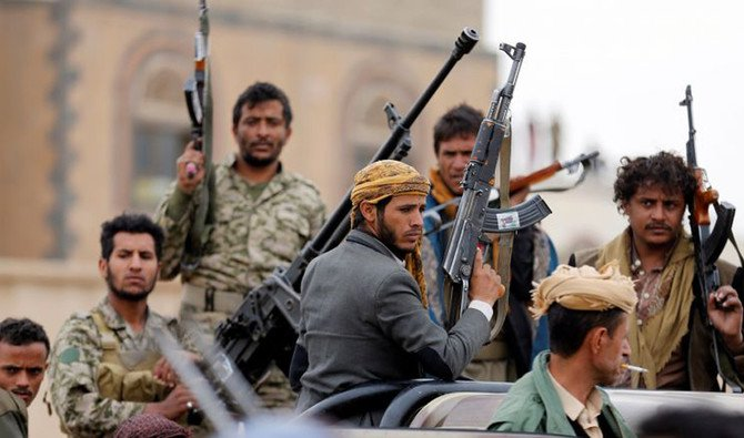 Some students from Sanaa University and private universities under Houthi control said that they rejected the new courses. (Reuters)