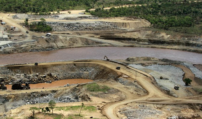 An Egyptian official said Tuesday, May 8, 2018, that Egypt, Sudan and Ethiopia have again failed to make progress on their Nile dispute as Ethiopia works to complete a massive upstream dam. (AP)