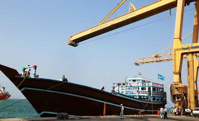 Brig. Gen. Tareq Saleh's troops are focused on reaching Hodeidah's port, a key entry point for supplying aid to Yemen's civilians. Reuters