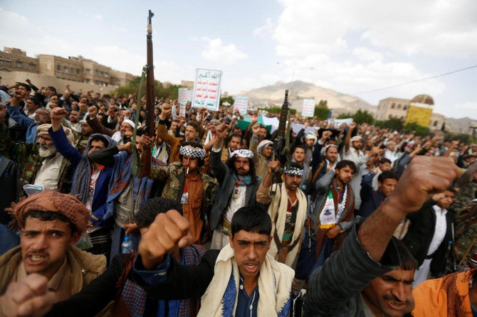 The Yemeni army also shelled a number of militia positions, which resulted in the death of more than 15 rebels and injury to more than 20 others. (Reuters)