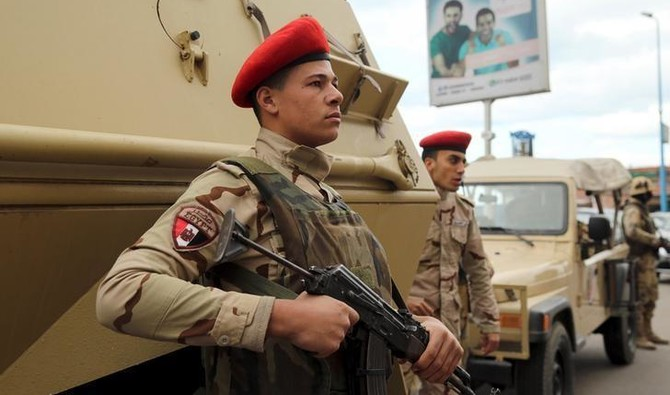 Sending Arab troops to Syria is a possibility that is being discussed by officials from various countries, Egypt's foreign minister was quoted on Friday as saying. /REUTERS
