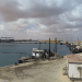Libya's Es Sider oil port, above, was shut on Thursday due to armed clashes nearby. (Reuters)