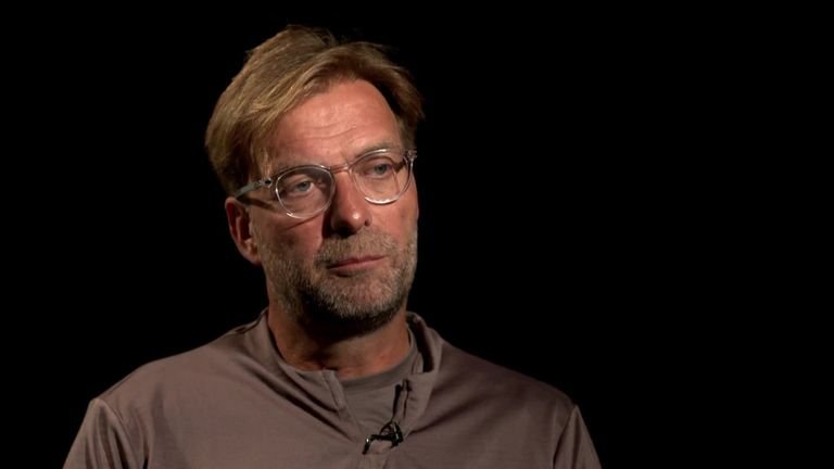 Klopp insists his players have forgotten about the Champions League final