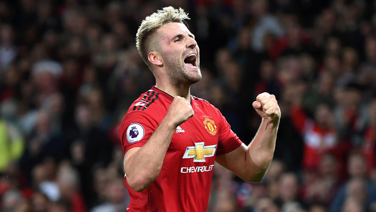 Paul Pogba and Luke Shaw scored in each half as Man Utd ushered in the new Premier League season with a 2-1 win over Leicester at Old Trafford.