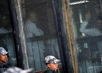 Egypt sentences 75 people to death over 2013 sit-in. REUTERS/FILE PHOTO